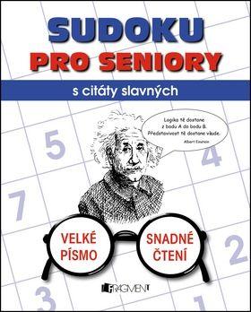Klečková Helena: Sudoku pro seniory - s citáty slavných cena od 53 Kč