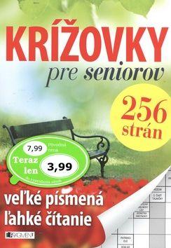 Krížovky pre seniorov cena od 76 Kč