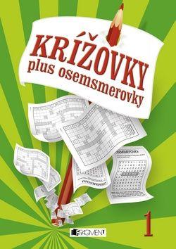 Mária Havranová: Krížovky plus osemsmerovky 1 cena od 63 Kč