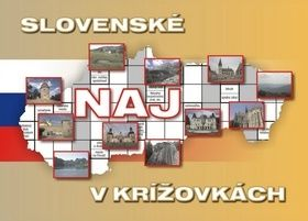 Slovenské naj v krížovkách cena od 37 Kč