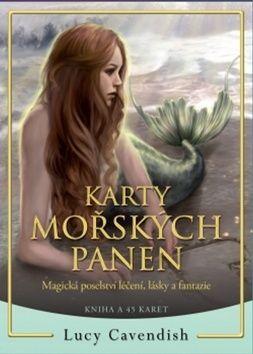 Lucy Cavendish: Karty mořských panen cena od 235 Kč