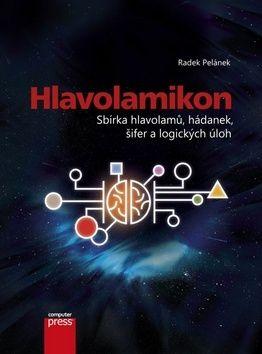 Radek Pelánek: Hlavolamikon cena od 138 Kč