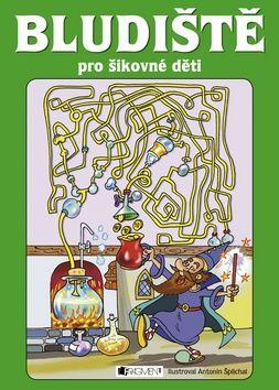 Antonín Šplíchal: Bludiště pro šikovné děti - zelená cena od 53 Kč