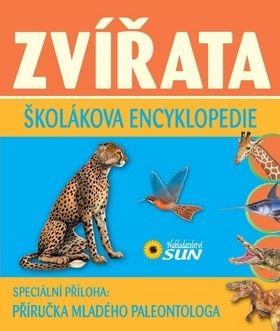 Zvířata školákova encyklopedie cena od 249 Kč