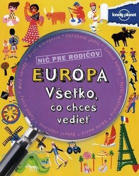 Clive Gifford: Európa Všetko, čo chceš vedieť cena od 199 Kč