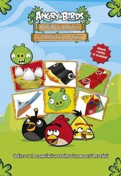Angry Birds Papírové hrátky s prasátky a ptáky cena od 46 Kč