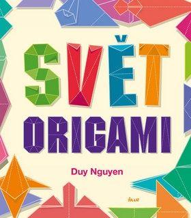 Duy Nguyen: Svět origami cena od 399 Kč