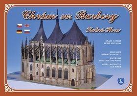 Chrám sv. Barbory Kutná Hora cena od 124 Kč