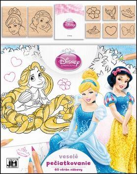 Veselé pečiatkovanie Disney Princezná cena od 173 Kč