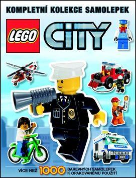 Jo Caseyová: LEGO City - Kompletní kolekce samolepek cena od 199 Kč