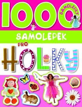 1000 samolepek pro holky cena od 106 Kč