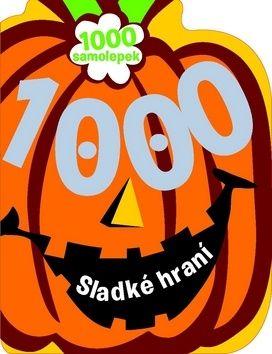 1000 samolepek Sladké hraní cena od 55 Kč