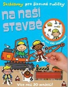 Skládanky pro šikovné ručičky Na naší stavbě cena od 81 Kč