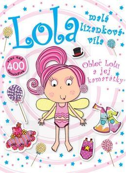 Lola malá lízanková víla cena od 152 Kč