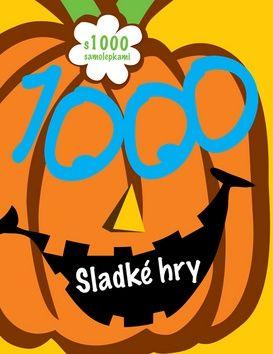 Sladké hry s 1000 samolepkami cena od 133 Kč
