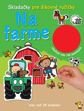 Na farme Skladačky pre šikovné ručičky cena od 94 Kč