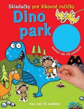 Dino park Skladačky pre šikovné ručičky cena od 94 Kč