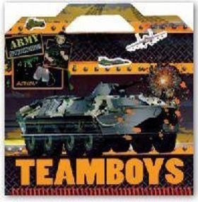 Teamboys Army Stickers! cena od 63 Kč