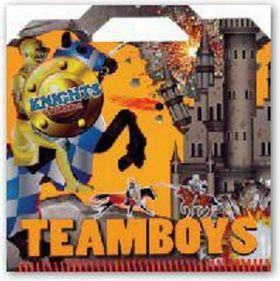 TEAMBOYS Knights Stickers! cena od 130 Kč