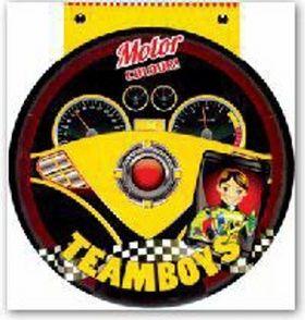 TEAMBOYS Motor Colour! – volant cena od 60 Kč