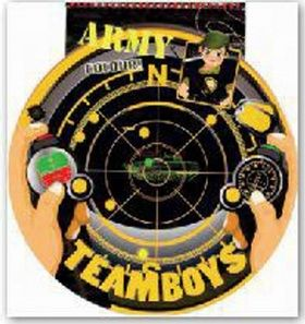 TEAMBOYS Army Colour! – hledáček radaru cena od 111 Kč