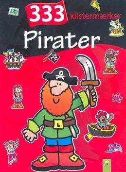 Piráti 333 samolepiek cena od 77 Kč