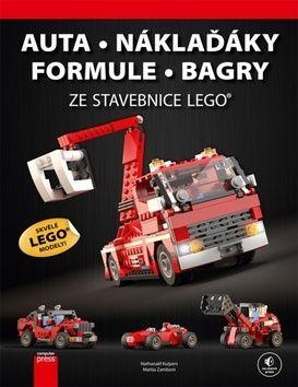 Mattia Zamboni: Auta, náklaďáky, formule, bagry ze stavebnice LEGO cena od 155 Kč