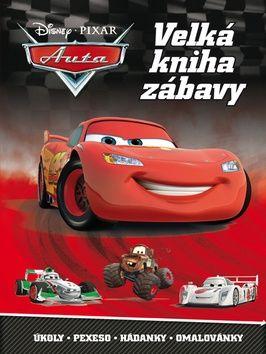 Walt Disney: Auta 2 - Velká kniha zábavy cena od 138 Kč
