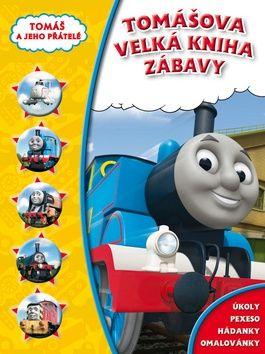 Awdry W.: Tomáš - Velká kniha zábavy cena od 135 Kč