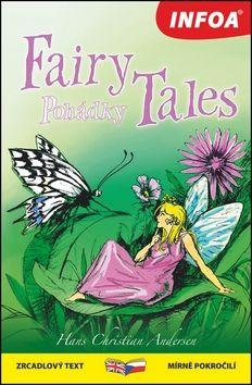 Hans Christian Andersen: Pohádky / Fairy Tales - Zrcadlová četba cena od 127 Kč