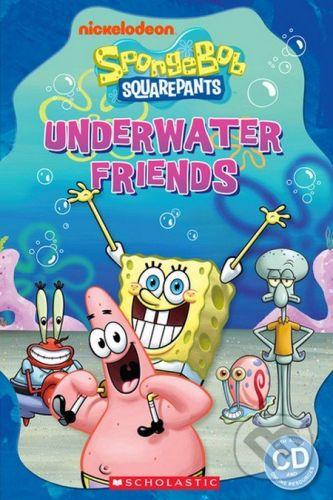 Jacquie Bloese: Spongebob Underwater Friends cena od 245 Kč