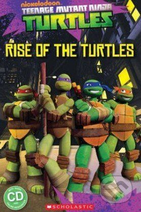 Fiona Davis: Ninja Turtles Rise of the Turtles cena od 203 Kč