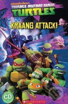 Fiona Davis: Teenage Mutant Ninja Turtles Kraang Attack! cena od 207 Kč