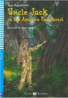 Jane Cadwallader: Uncle Jack and the Amazon Rainforest cena od 116 Kč