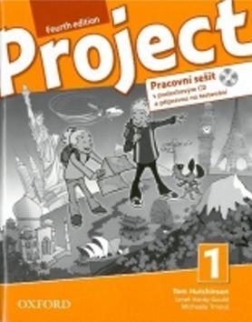 T. Hutchinson, M. Trnová, J. Hardy-Gould: Project Fourth Edition 1 Pracovní sešit s poslechovým CD a přípravou na testování cena od 201 Kč