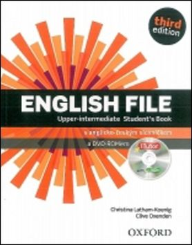 Latham Koenig, Clive Oxenden: English File Third Edition Upper Intermediate Student´s Book cena od 423 Kč