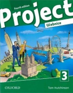 T. Hutchinson: Project Fourth Edition 3 Učebnice cena od 266 Kč