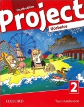 T. Hutchinson: Project Fourth Edition 2 Učebnice cena od 251 Kč