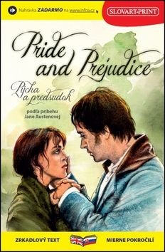 Jane Austen: Pýcha a predsudok / Pride and Prejudice cena od 155 Kč