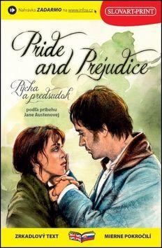 Jane Austenová: Pride and Prejudice Pýcha a predsudok cena od 161 Kč