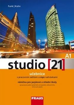 Kuhn Funk: Studio 21 A1 - UČ + PS + mp3 - Kuhn Funk cena od 311 Kč