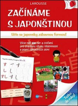 Éditions Larousse: Začínáme s japonštinou cena od 176 Kč