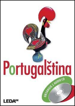 Jindrová Jaroslava: Portugalština + 2CD cena od 457 Kč
