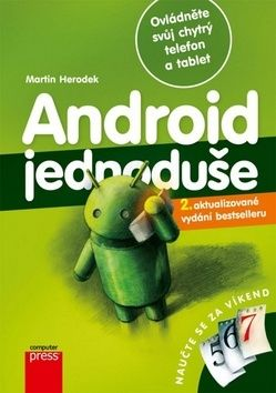 Martin Herodek: Android Jednoduše cena od 93 Kč
