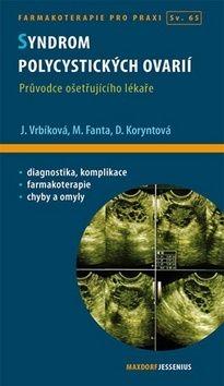 Jana Vrbíková: Syndrom polycystických ovarií cena od 123 Kč