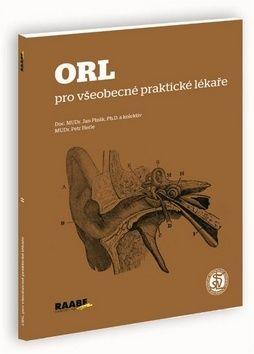 Petr Herle, Jan Plzák: ORL pro všeobecné praktické lékaře cena od 295 Kč