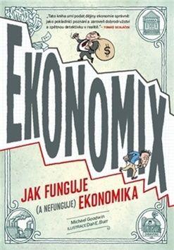Dan E. Burr, Michael Goodwin: Ekonomix cena od 227 Kč