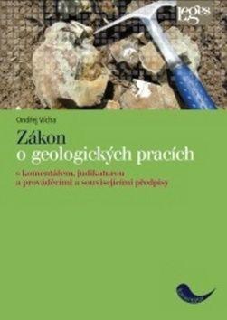 Ondřej Vícha: Zákon o geologických pracích cena od 342 Kč
