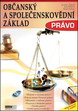 Jaroslav Zlámal, Kolektiv: Právo - Občanský a společenskovědní základ cena od 140 Kč