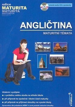 Dagmar El-Hmoudová: Angličtina - edice Maturita + CD cena od 191 Kč